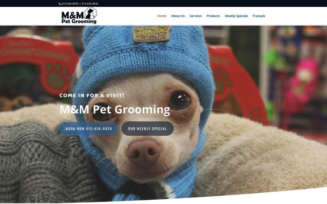 M&M Pet Grooming